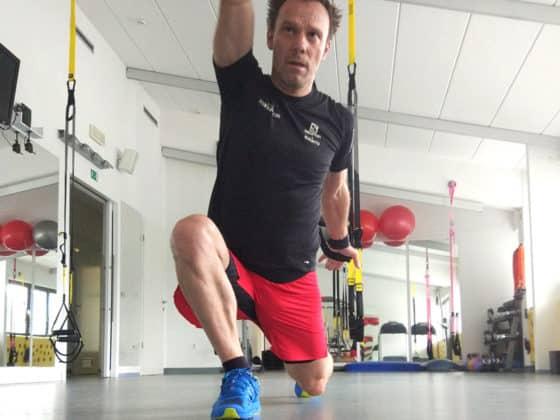 TRX vadba raztezanje