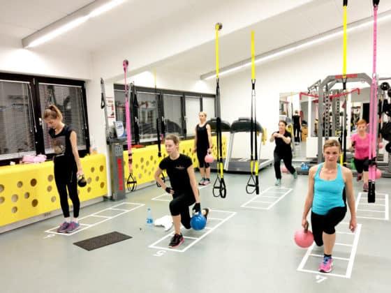 Skupinski Kettlebell trening